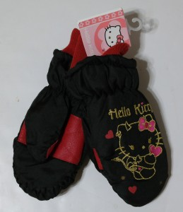 Варежки Hello Kitty